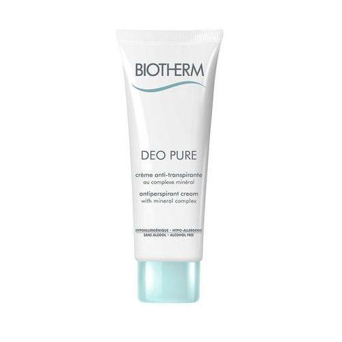 Biotherm deo pure antyperspirant 75 ml dla kobiet