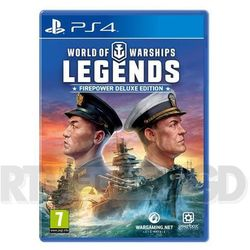 World Of Warships Legend (PS4)