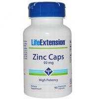 Kapsułki Cynk 50 mg Life Extension | 90 kapsułek