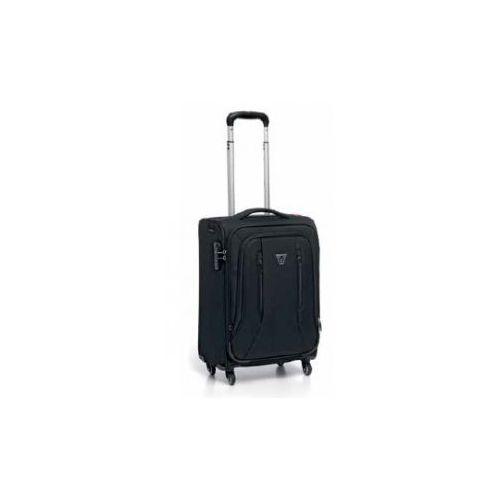 RONCATO walizka mała/ kabinowa z kolekcji CITY 4 koła materiał Nylon/ Polyester zamek szyfrowy TSA