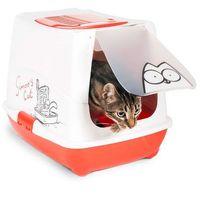 Zamykana kuweta dla kotów większości ras marki Simon's cat