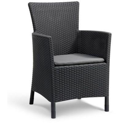 Krzesła ogrodowe Allibert