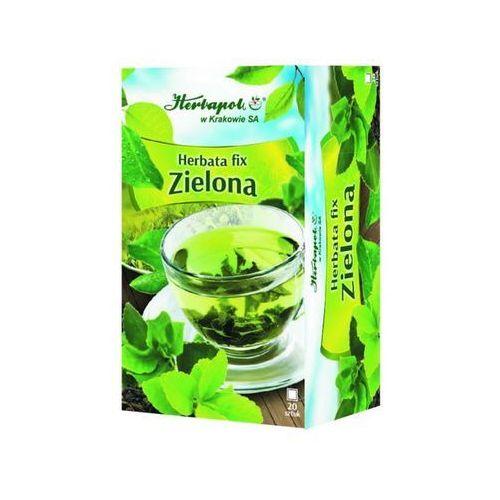 Herbapol kraków Herbata zielona fix 2g x 20 torebek