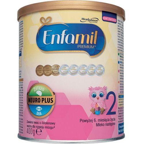 ENFAMIL Premium 2 (400g) Mleko następne od 6. do 12. miesiąca