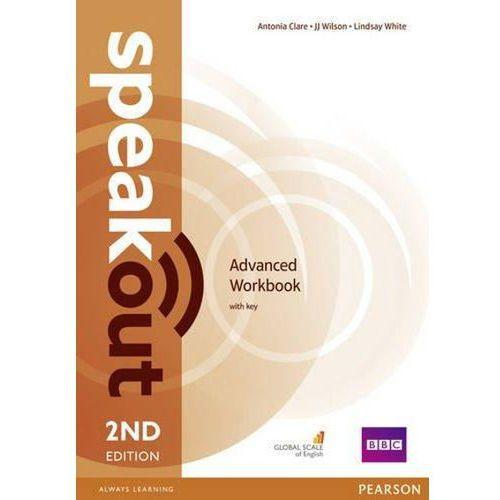 Speakout 2ed Edition Advanced. Ćwiczenia z Kluczem (9781447976660)