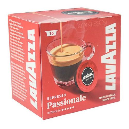 Lavazza A Modo Mio Passionale 16 kaps. - PRZECENA, 0661_20190507101556