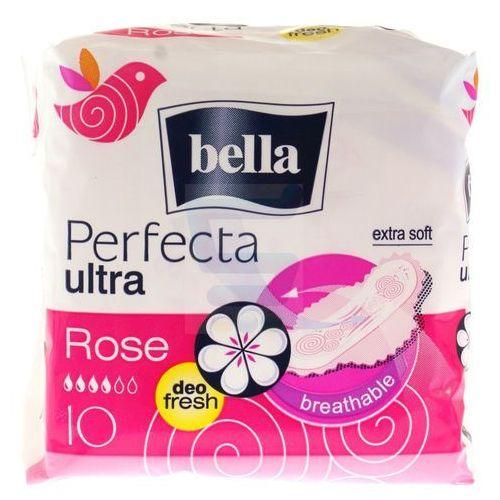 BELLA 10szt Perfecta ultra Rose podpaski, 451927