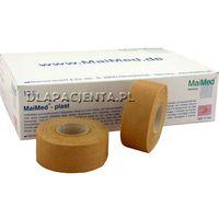 Maimed plast - przylepiec tkaninowy w kolorze skóry 9,1mx25mm