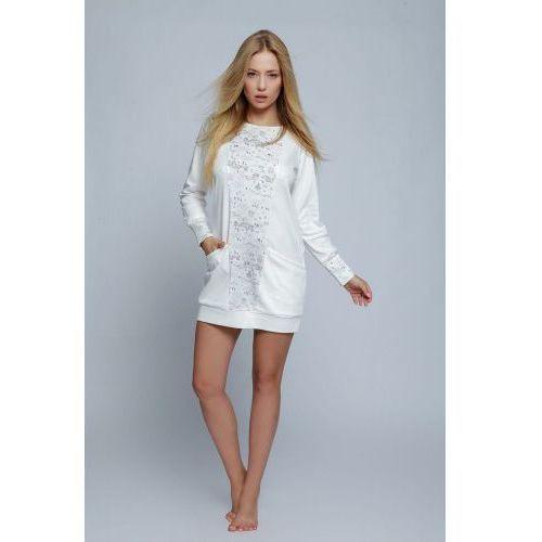 d4ea34b8a47877 Koszula Nocna Model Love Grey, kolor szary (sensis) - sklep ...