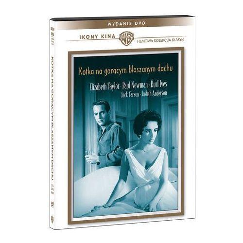 Kotka na gorącym blaszanym dachu (dvd) (ikony kina) (płyta dvd) marki Galapagos