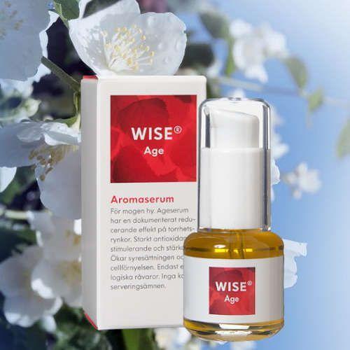 Pakiet naturalnych kosmetyków anti-age przeciwzmarszczkowy wise anti-age kit 4 szt. Wise naturkosmetik