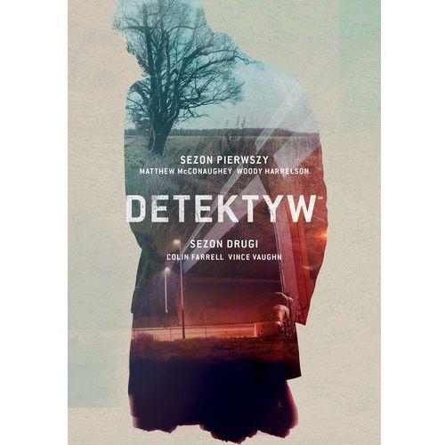 Detektyw, Pakiet sezonów 1-2 (DVD) - Cary Fukunaga, Justin Lin