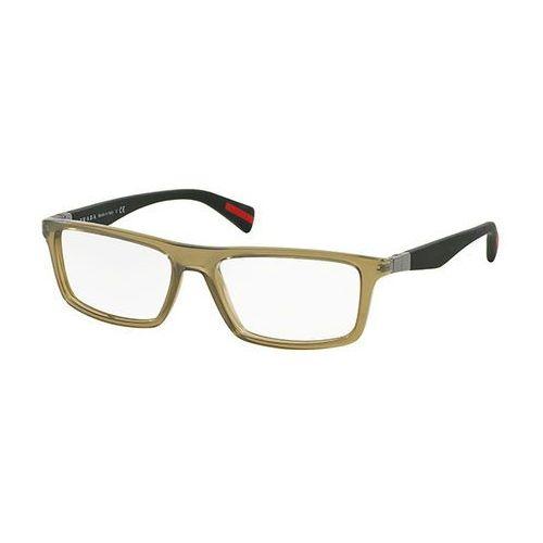 Okulary korekcyjne ps02fv ua11o1 Prada linea rossa