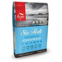 Orijen Six Fish Cat 5,4kg (0649922811540)
