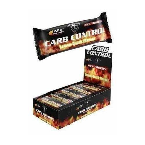 Baton carb control - 100g - caramel Body attack