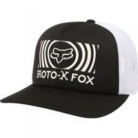 Fox czapka z daszk. lady good timer trucker black