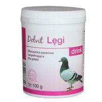 DOLFOS DG Dolvit Lęgi drink preparat dla gołębi w okresie lęgowym z wit. B2 100g