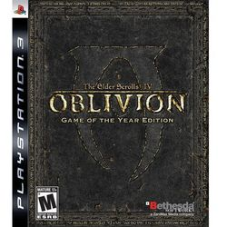 The Elder Scrolls 4 Oblivion (PS3)