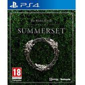 The Elder Scrolls Online Summerset (PS4)