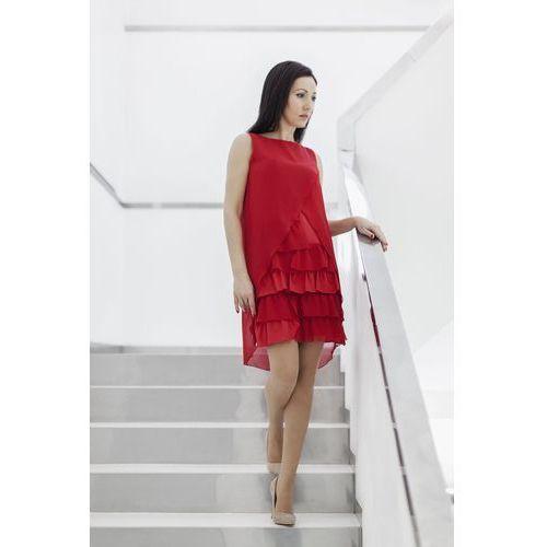 Myannie Sukienka red fantasy
