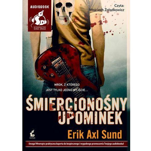 Śmiercionśny upominek (Audiobook) - Wysyłka od 3,99 - porównuj ceny z wysyłką, Axl Sund Erik