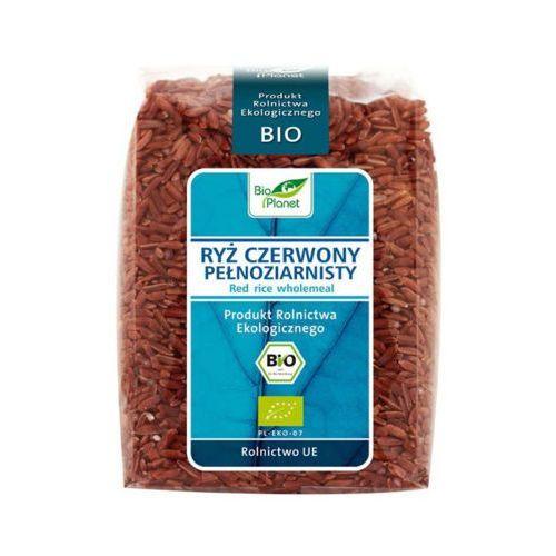 400g ryż czerwony pełnoziarnisty bio Bio planet