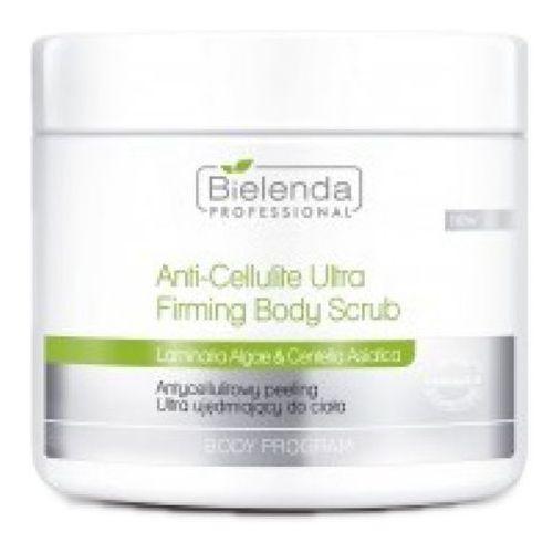Anti-cellulite ultra firming body scrub antycellulitowy peeling ultra ujędrniający do ciała Bielenda professional - Super upust