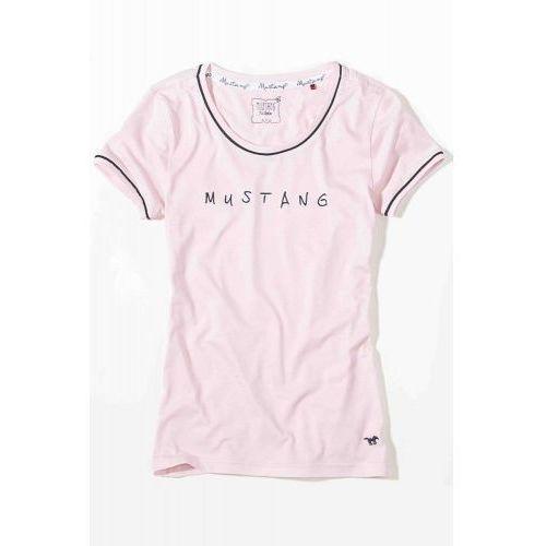 Koszulka damskie do piżamy Mustang 6166-2100 różowa, 6166-2100 720