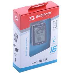 Komputerek Licznik rowerowy Sigma BC 16.16