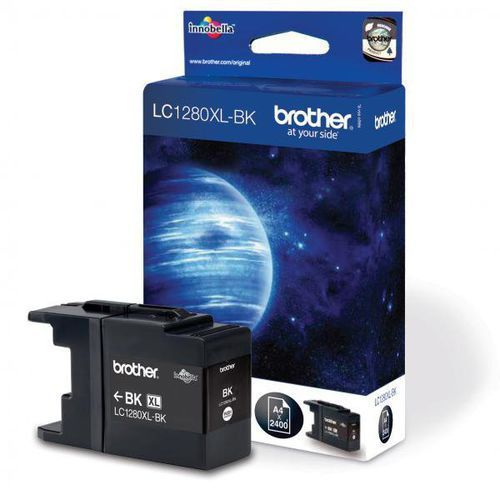 Brother Tusz lc1280xlbk super hy do mfc-jx910dw / 6510dw (4977766694049)