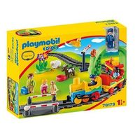 Figurki123 moja pierwsza kolejka marki Playmobil
