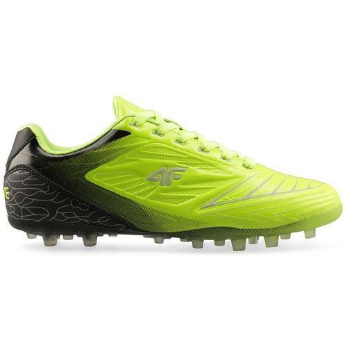 ekskluzywne buty przedstawianie sklep Buty piłkarskie chłopięce (31-38) JOBMP400L - soczysta zieleń