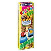 kracker - kolba miodowa dla ptaków egzotycznych 2szt. marki Vitakraft