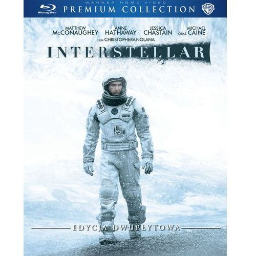 Interstellar (Premium Collection) (Blu-Ray) - Christopher Nolan DARMOWA DOSTAWA KIOSK RUCHU