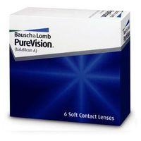 Purevision 6szt. bc 8.6- wyprzedaż marki Bausch&lomb