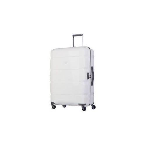 Puccini walizka duża z kolekcji pp008 shanghaj twarda 4 koła materiał polipropylen zamek szyfrowy tsa