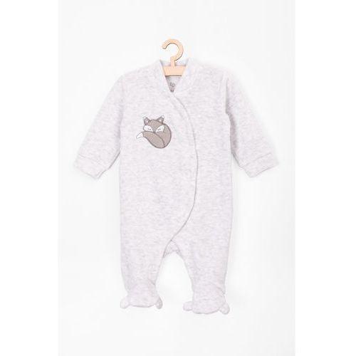 Pajac welurowy dla niemowlaka 5w3714 marki 5.10.15.