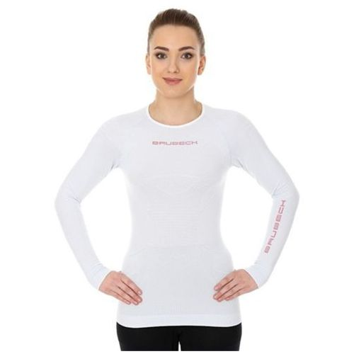 9e1f5d9174f5 Koszulka z długim rękawem BRUBECK 3D Bike Pro biały   Płeć  damskie    Rozmiar