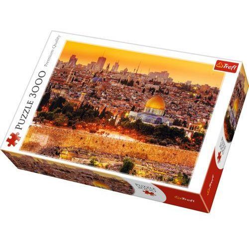 Trefl Puzzle 3000 dachy jerozolimy