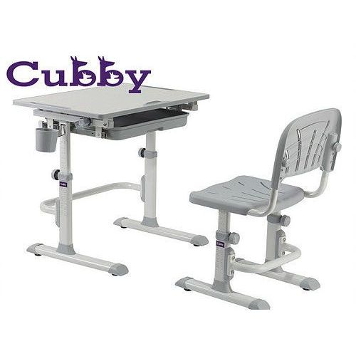 Poważne ▷ Regulowane biurko i krzesło dziecięce cubby lupin (Fun Desk SB09