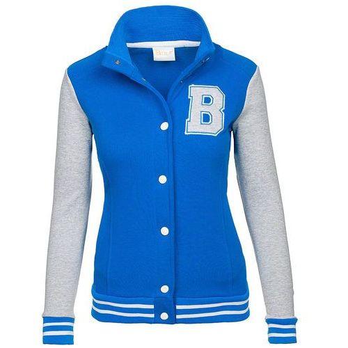 Bluza damska niebieska 19s, Bolf