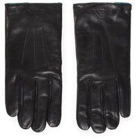 Rękawiczki Męskie EMPORIO ARMANI - 624515 9A241 00044 Anthracite Grey