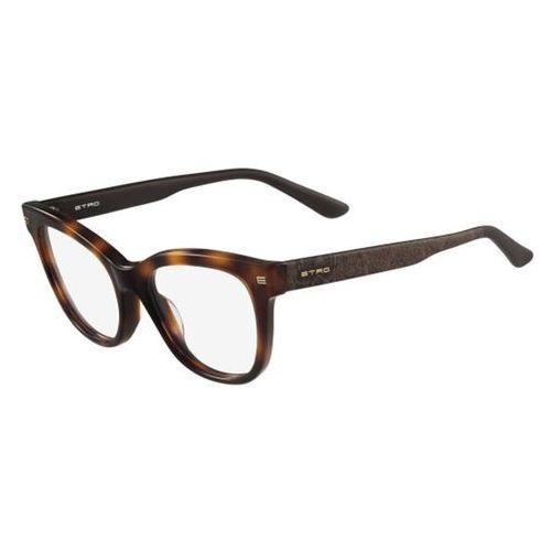 Etro Okulary korekcyjne et 2621 214