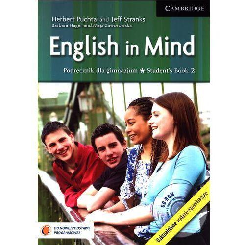 English in Mind 2 Wydanie Egzaminacyjne. Podręcznik + CD (opr. miękka)
