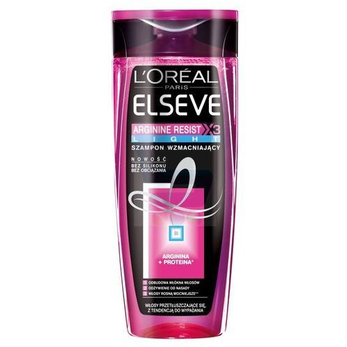 Elseve loreal Lor elseve szampon 400ml arginine light &