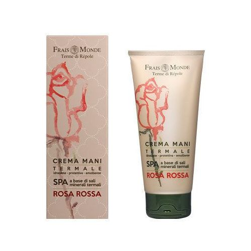 Red rose hand cream 100ml w krem do rąk Frais monde