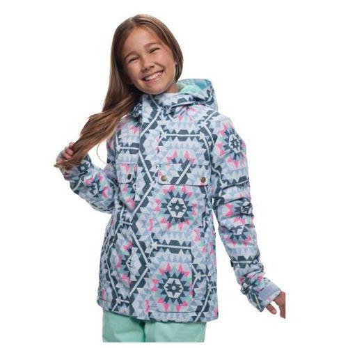 Kurtka - girls dream insl jkt ice blue carousel (icbl) marki 686