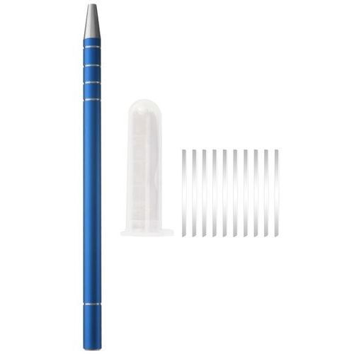 Brzytwa ołówek fryzjerski do konturowanie włos blu Gepard - Ekstra oferta