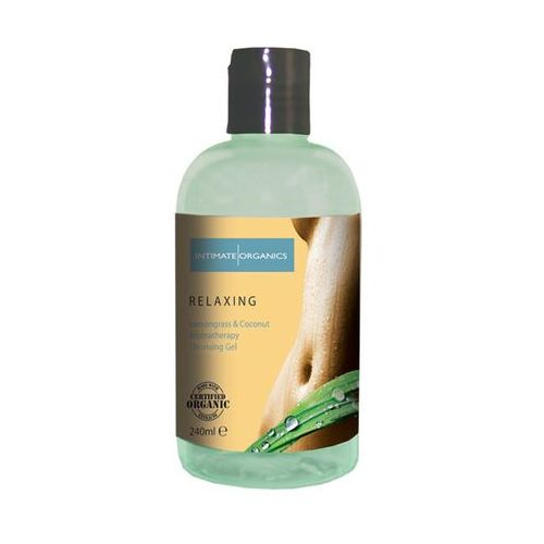 Organiczny płyn do higieny intymnej - Intimate Organics Relax Cleansing Gel