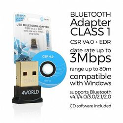 Adaptery Bluetooth  4world ELECTRO.pl